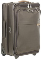 Briggs & Riley Baseline - Domestic Carry-On Upright Garment Bag Carry on Luggage