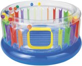 Intex Inflatable Jump-O-Lene Transparent Ring Bouncer by