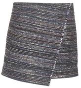 Diane von Furstenberg Austyn Tweed Miniskirt