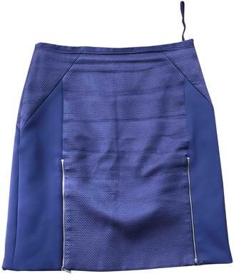 Richard Nicoll Blue Skirt for Women