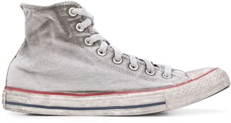 Converse All Star Chuck Taylor vintage wash sneakers