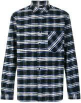 TOMORROWLAND Bradford plaid shirt