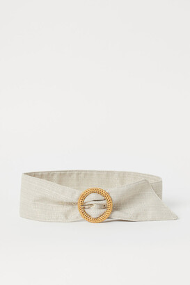 H&M Wide waist belt