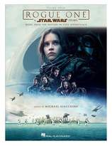 Star Wars Rogue One A Story : Piano Solo: Music from the Motion Picture Soundtrack (Paperback) (Michael