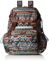 Sakroots Artist Circle Utility Daypack Backpack