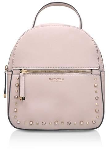 Carvela Cream 'Sooty Mini Backpack' Mini Backpack
