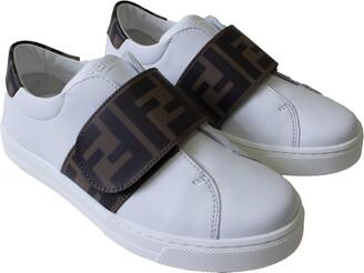 Fendi Kids Sneakers