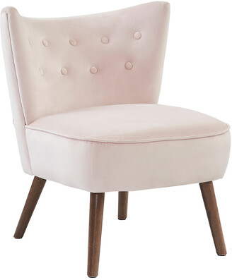 Worldwide Homefurnishings Worldwide Home Furnishings Elle Accent Chair