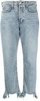 Thumbnail for your product : Rag & Bone Distressed Straight-Leg Jeans