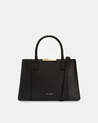 Ted Baker Soft Leather Small Tote Bag