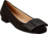 French Sole Estee Suede Flat