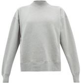 Vaara Stevie Cotton-blend Sweatshirt - Womens - Grey