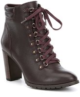 Antonio Melani Gamena Lace-Up Booties