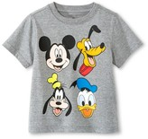Toddler Boys' Disney® T-Shirt - Grey