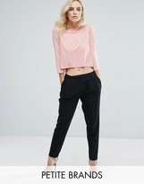 Miss Selfridge Petite Tailored Pants