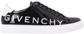 Givenchy Paris low trainers