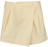 Marc by Marc Jacobs Wrap-Effect Cotton-Blend Shorts