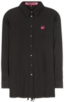 McQ by Alexander McQueen Embroidered Shirt
