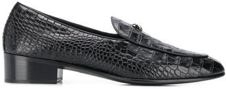 Giuseppe Zanotti Cut loafers
