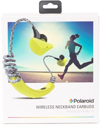 Polaroid Sport Neck IPX4 Water Resistant Ear Buds
