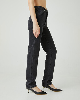 Neuw Women's Black Straight - Marilyn Straight - Size One Size, 26 at The Iconic