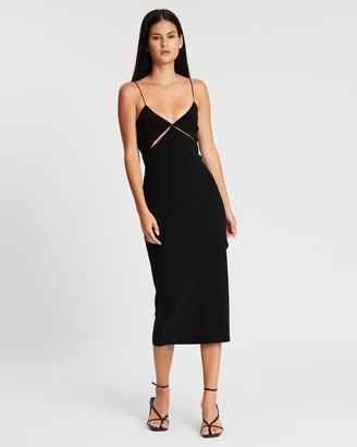 Bec & Bridge Emerald Avenue Midi Dress