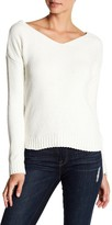 Amy Byer Twist Back Chenille Sweater