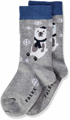 Falke Girl's Polar Bear Calf Socks