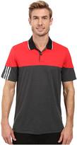 adidas CLIMACHILL® 3-Stripes Block Polo