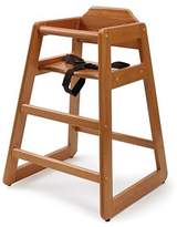 Lipper 516P High Chair, Pecan by