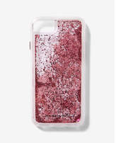 Express case-mate glitter waterfall iphone 6/6S/7 case