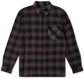 Rip Curl Men's Long-Sleeve Countdown Flannel Shirt