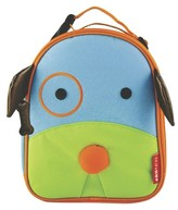 Skip Hop Zoo Little Kids & Toddler Insulated Lunch Bag, Dog