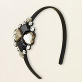 Children's Place Jeweled medallion headband