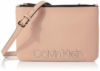 Calvin Klein Must Crossover Womens Cross-Body Bag