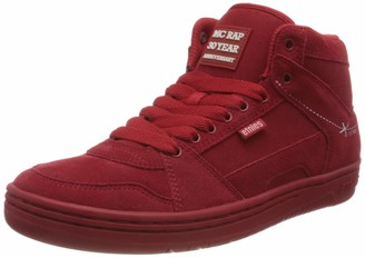 Etnies mens Mc Rap High Sneaker Skate Shoe