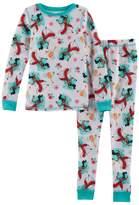Cuddl Duds Disney's Elena of Avalor Toddler Girl 2-pc. Thermal Base Layer Top & Pants Set