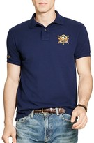 Polo Ralph Lauren Featherweight Slim Fit Polo Shirt
