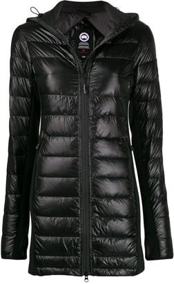 Canada Goose Fitted Padded Jacket