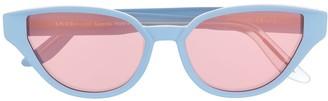 S'nob Sfitinzia cat-eye frame sunglasses