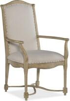 Hooker Furniture Ciaobella Upholstered Arm Chair Frame Color: Natural