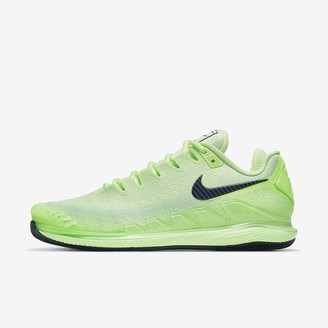 Nike Men's Hard Court Tennis Shoe NikeCourt Air Zoom Vapor X Knit