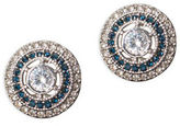 Lauren Ralph Lauren Spring Bridal Stone Circle Clip Earrings