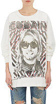 "R 13 Women's ""Cobain"" Cotton Long-Sleeve T-Shirt"