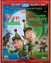 Disney Prep & Landing: Naughty vs. Nice Blu-ray and DVD Combo Pack