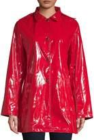 Jane Post Women's Princess Hooded Raincoat
