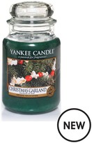 Yankee Candle Christmas Garland Classic Large Jar Candle
