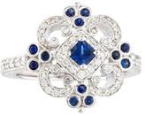 Penny Preville Blue Sapphire Natasha Ring