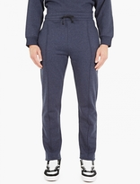 Gosha Rubchinskiy Blue Pleated Sweatpants