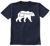 Urban Smalls Navy Constellation Bear Crewneck Tee - Toddler & Boys